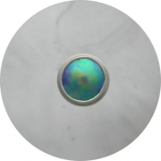 Sterling Silver Tie Pins